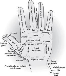 01 hand reflexology